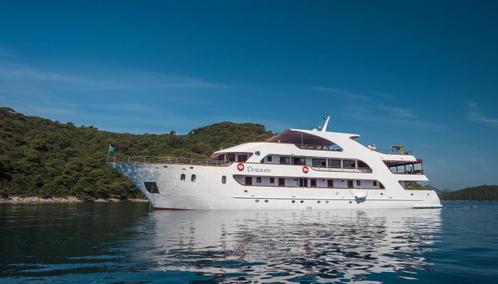 Premium Superior krydstogtskib MV Dream