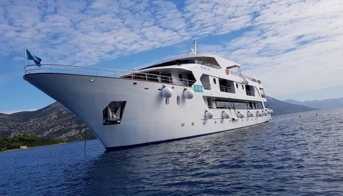 Deluxe Superior krydstogtskib MV Markan