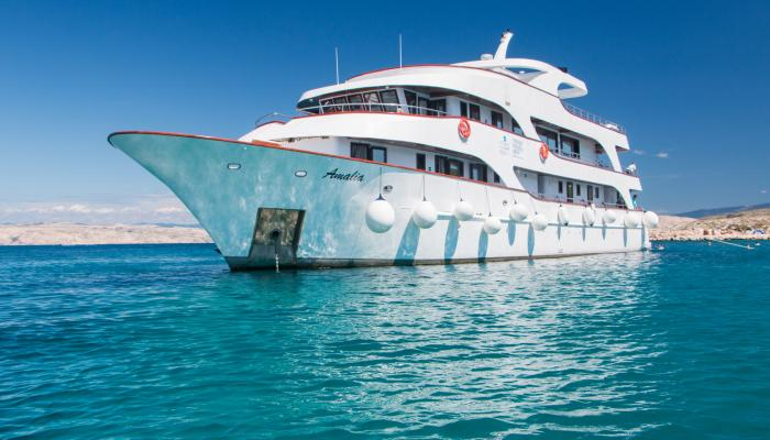 Premium Superior krydstogtskib MV Amalia