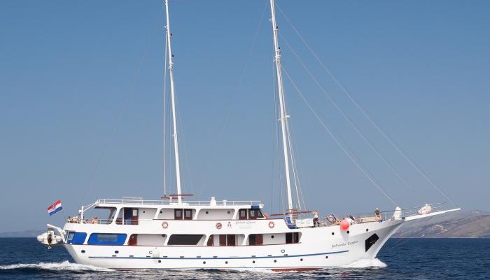 Premium krydstogtskib MV Adriatic Queen