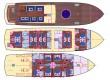 BARBARA  udlejningsbåd Split Split