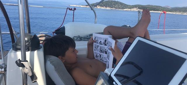 Matteo MarciandiBavaria 40 Cruiser