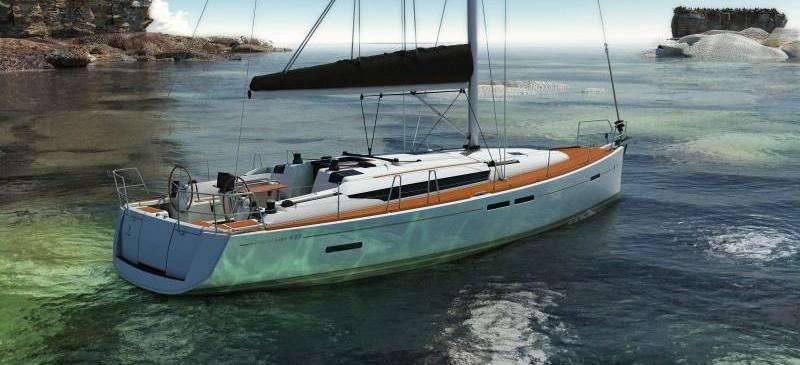 sejlbåd Sun Odyssey 439