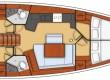 Oceanis 45  sejlbåd leje