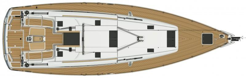 sejlbåd Sun Odyssey 509
