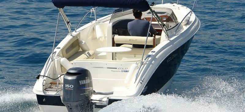motorbåd Eolo 650