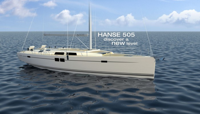 Hanse 505 2015