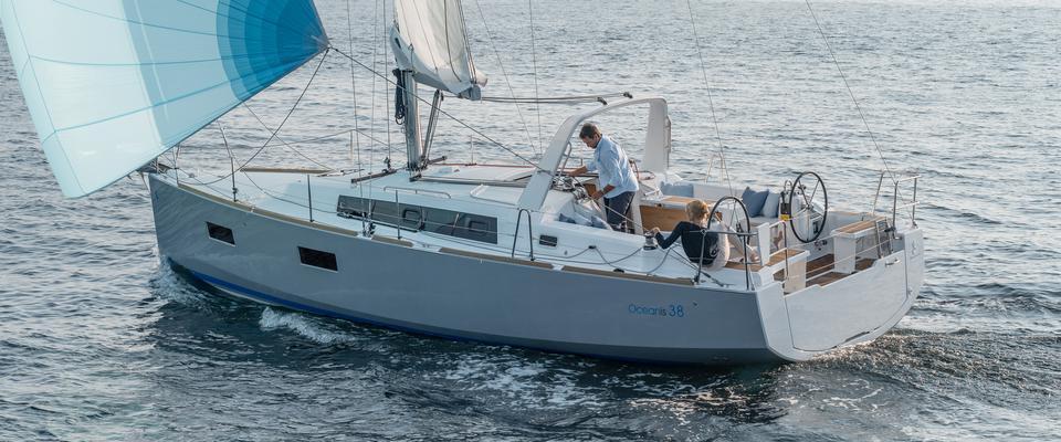sejlbåd Oceanis 38