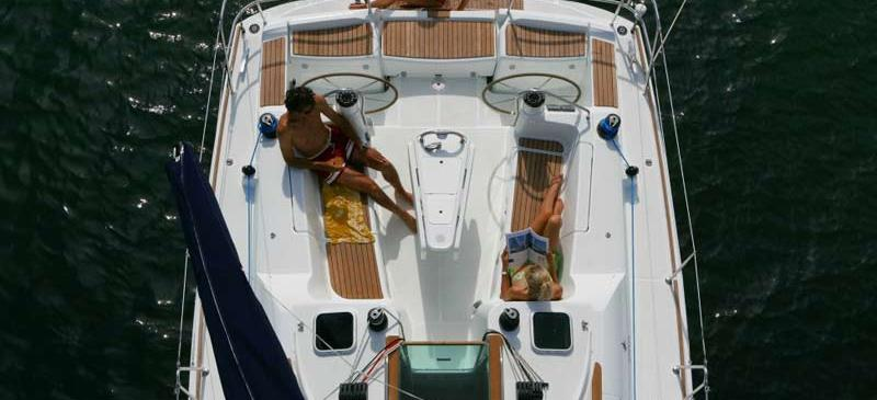 sejlbåd Sun Odyssey 39i