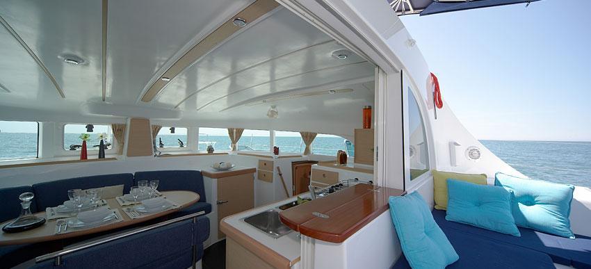 katamaran Lagoon 380'14