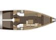 Dufour 382  udleje sejlbåd Kroatien