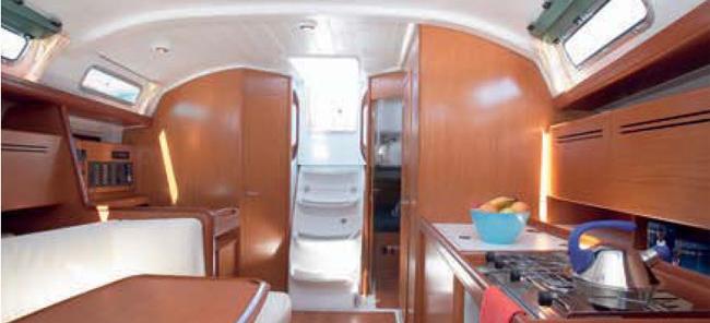 sejlbåd Cyclades 39.3