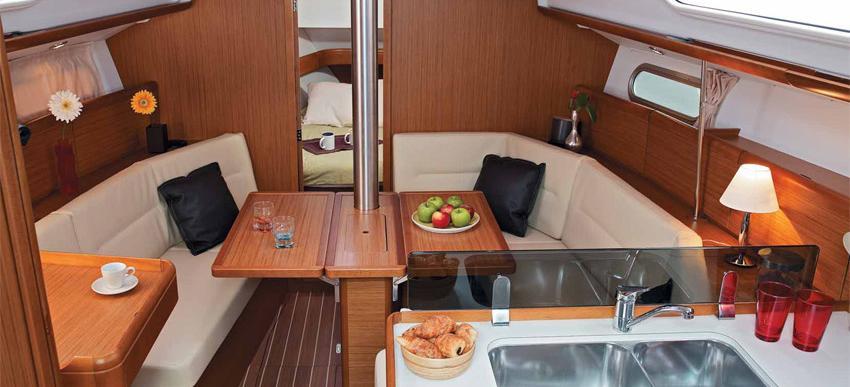 sejlbåd Sun Odyssey 36i