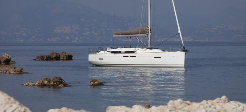 sejlbåd Sun Odyssey 419