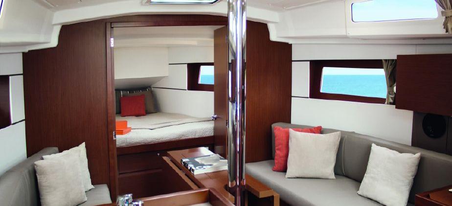 sejlbåd Oceanis 35.1