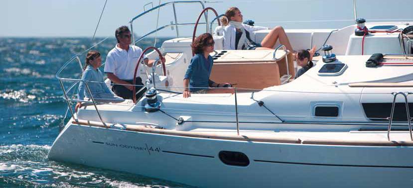 sejlbåd Sun Odyssey 44i