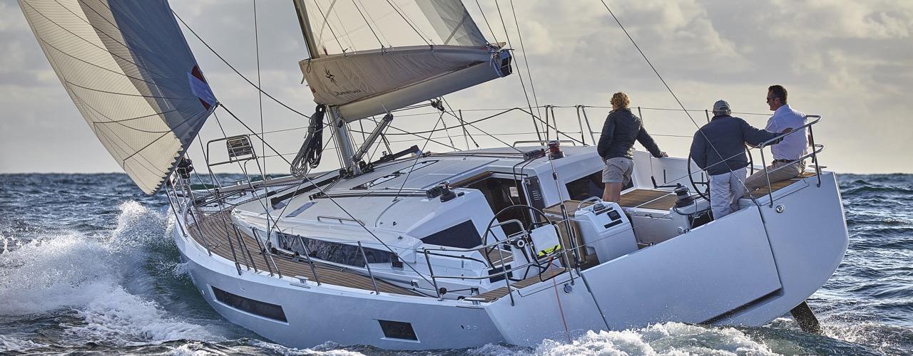sejlbåd Sun Odyssey 490