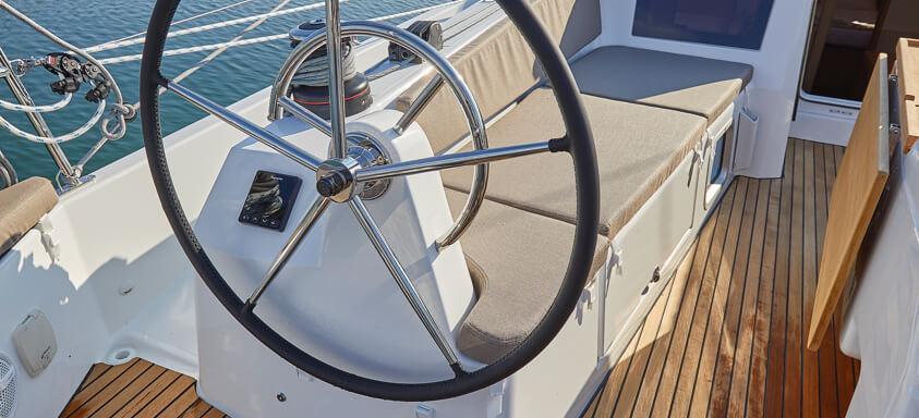 sejlbåd Sun Odyssey 410