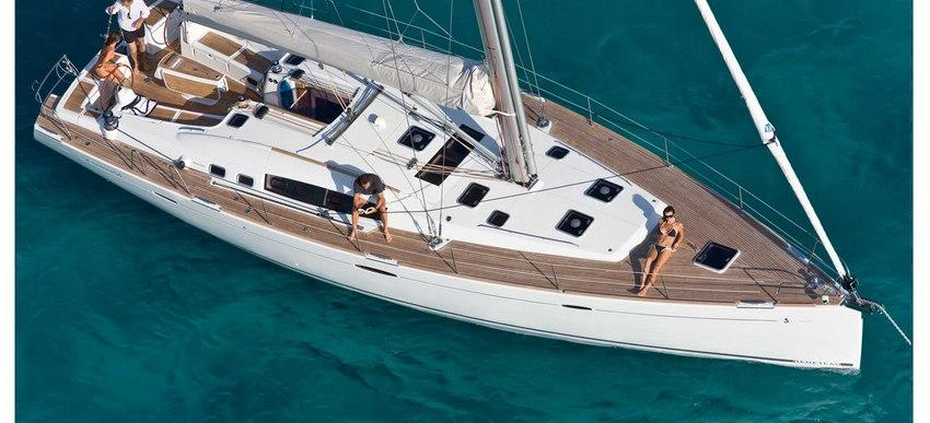 sejlbåd Oceanis 54