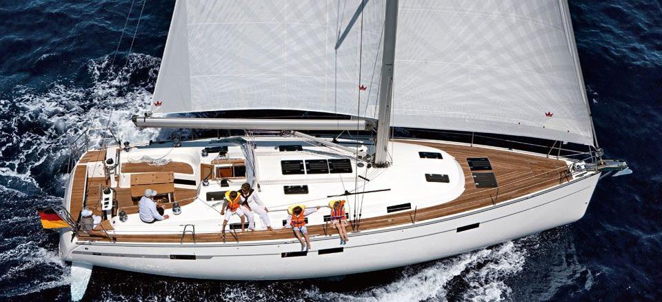 sejlbåd Bavaria Cruiser 45