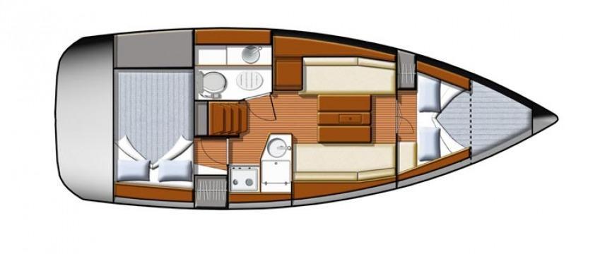 sejlbåd Sun Odyssey 30i