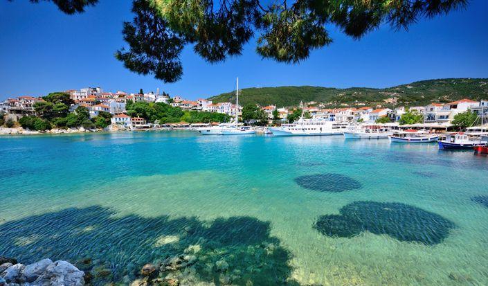 En guide til sejlads på Sporadesøerne, Grækenland