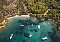 Paradis blandt fyrretræerne - besøg den østlige side af Sithonia, Halkidiki
