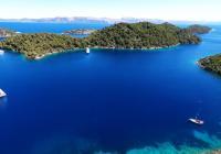 Mljet - Adriaterhavets skovdækkede tilflugtssted
