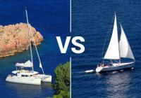 Hvad skal du chartre denne sommer - Monohull eller Katamaran?