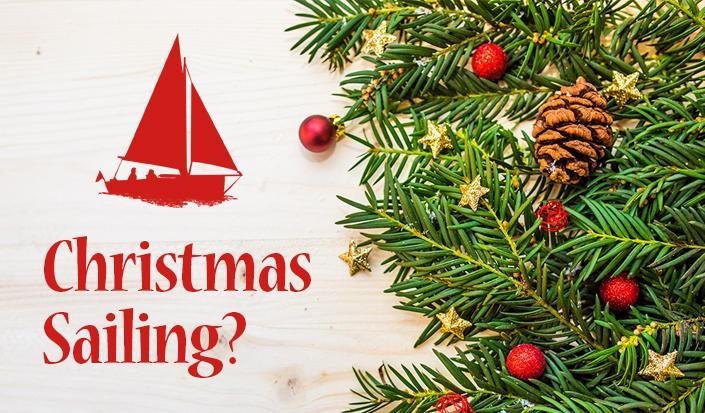 Med kristjørn og julehjerter ombord!