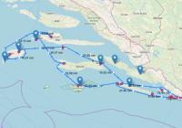 Nyhed! Interaktive sejlruter og anbefalede rejseplaner