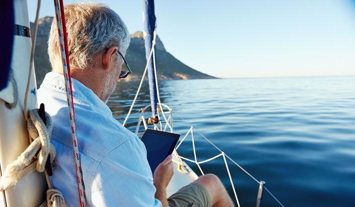 Sådan pakker du til sejl-ferie