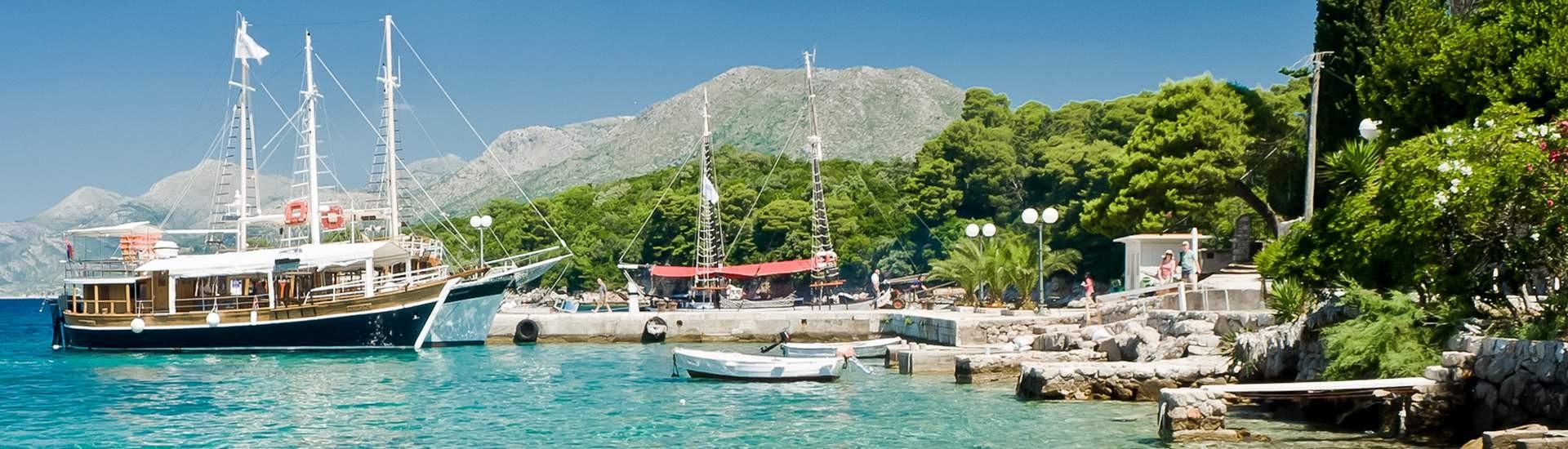 Croatia Gullets rent