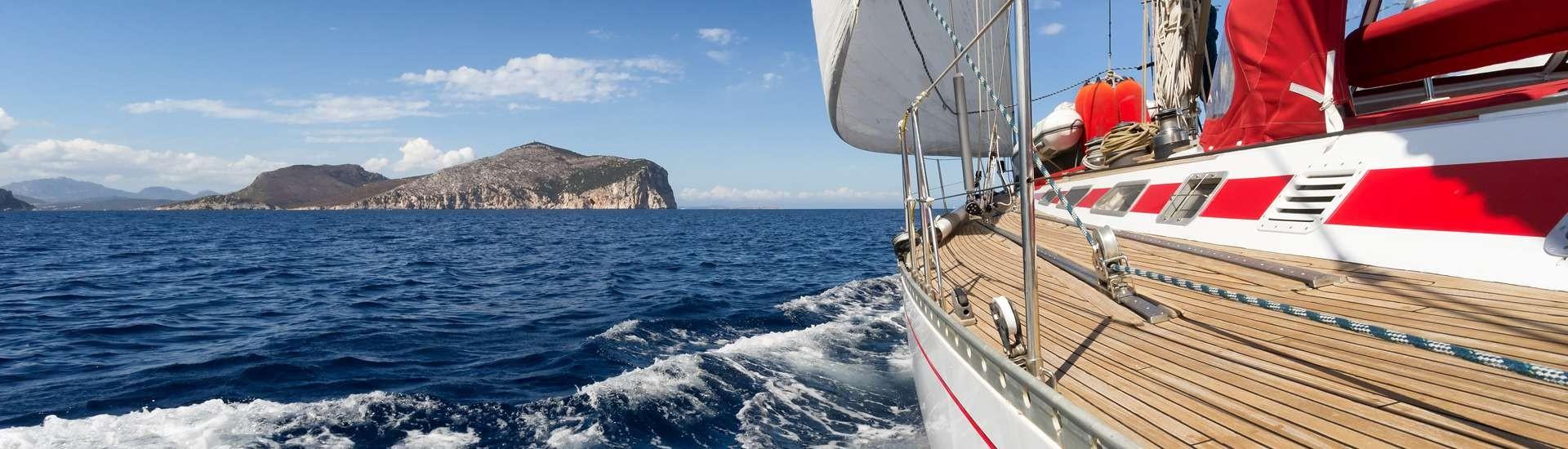 Sailing yachts Italy