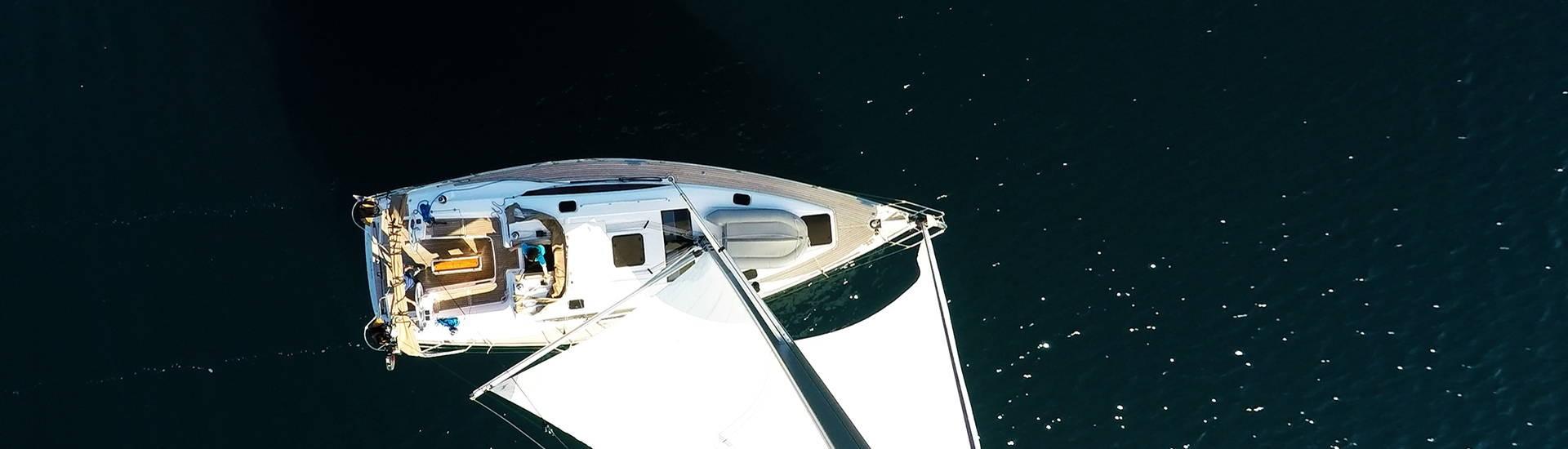 Sailing yacht - Croatia