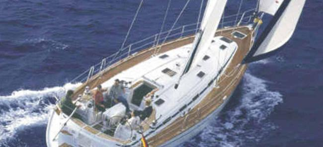 sejlbåd Bavaria 49