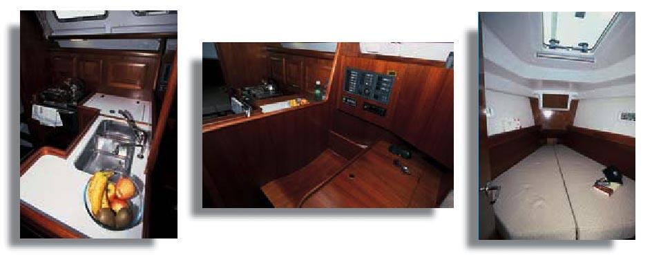 sejlbåd Oceanis 373