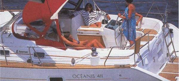 sejlbåd Oceanis 411