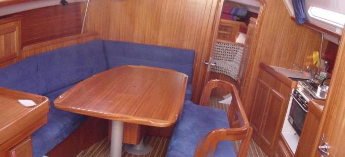 sejlbåd Pia