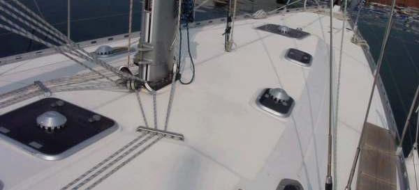 sejlbåd Dufour 45 Classic