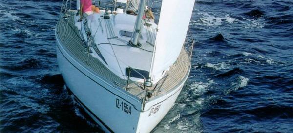 sejlbåd Elan 333