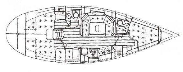 sejlbåd Elan 38