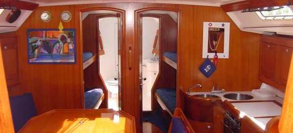 sejlbåd Elan 431